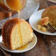 15 Crave-Worthy Pound Cake Recipes: Almond Amaretto Pound Cake