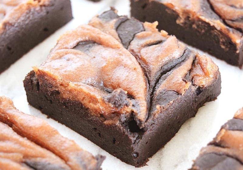 21 Drool-Worthy Recipes for Vegan Brownies: Vegan Caramel Brownies