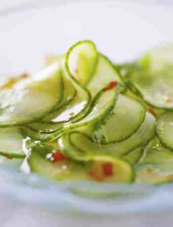 Thai Cucumber Chili Salad