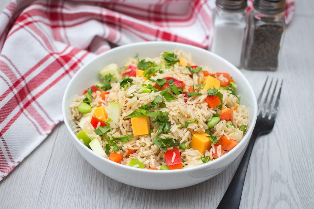 A Vegetarian Food Blog