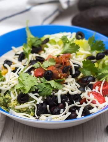 Tasty Taco in a Bowl