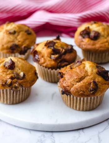 Date and Apple Muffins