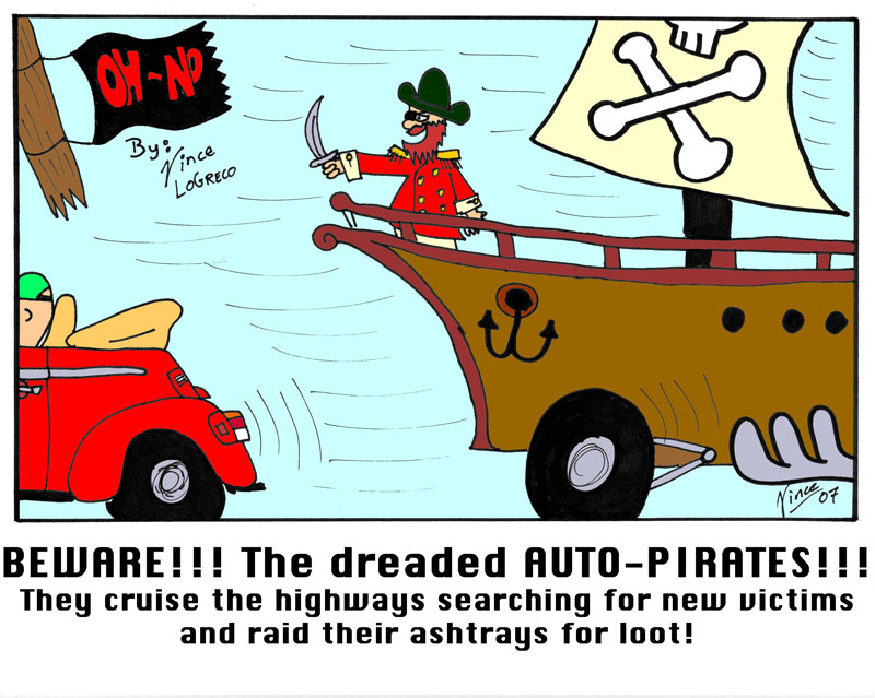 Pirate Month