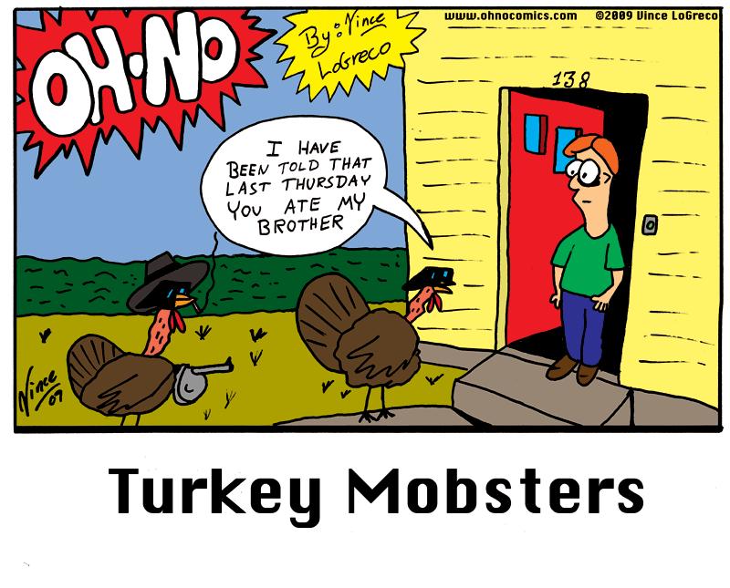 Turkey Mob