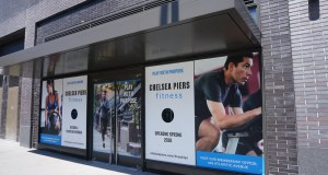 Chelsea Piers Fitness future storefront