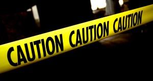 Police Tape Caution