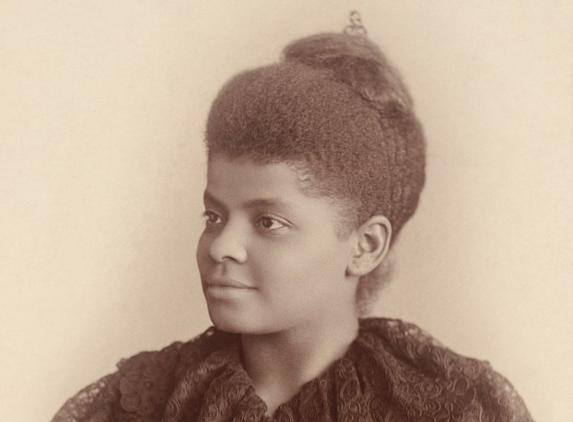 Ida Wells portrait