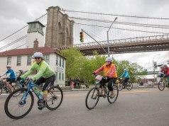 Five Boro Bike Tour race 2018
