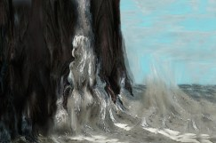 sirenamader, oeuvre de Philippe Lenfant