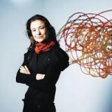 Magda Danysz, commisaire de l'exposition