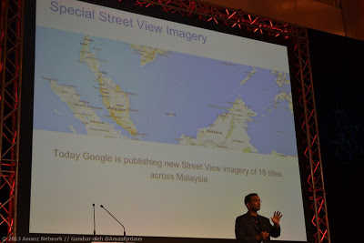 Google Street View Launched in KL