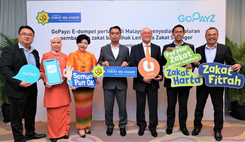 GoPayz Is Malaysia's First E-Wallet to Offer Zakat Selangor Fulfilment