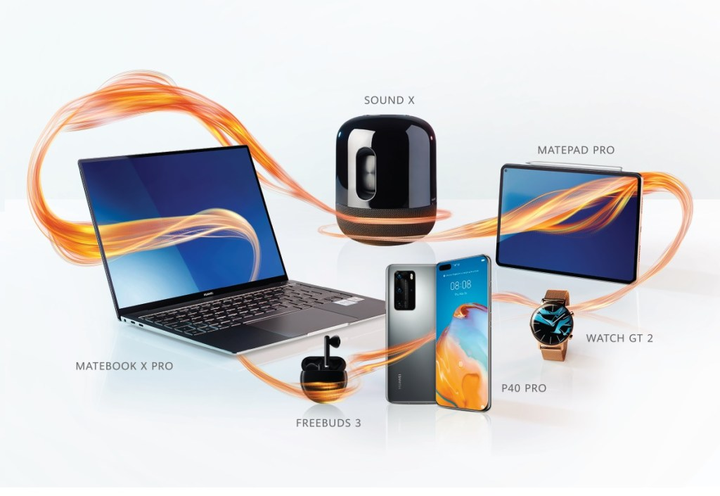 HUAWEI Cares for You with Together 2020 HUAWEI Summer Service Concierge