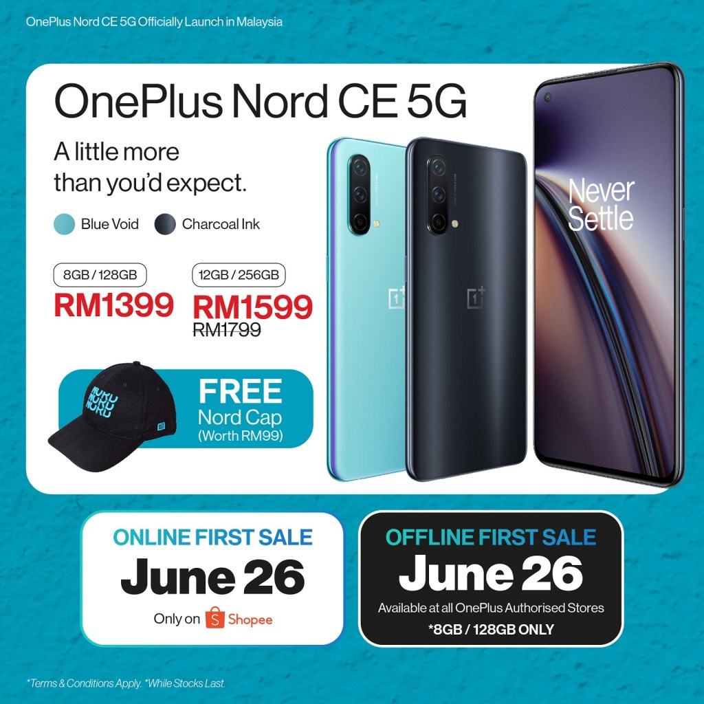 You Will Get More Than You Expect With The New OnePlus Nord CE 5G