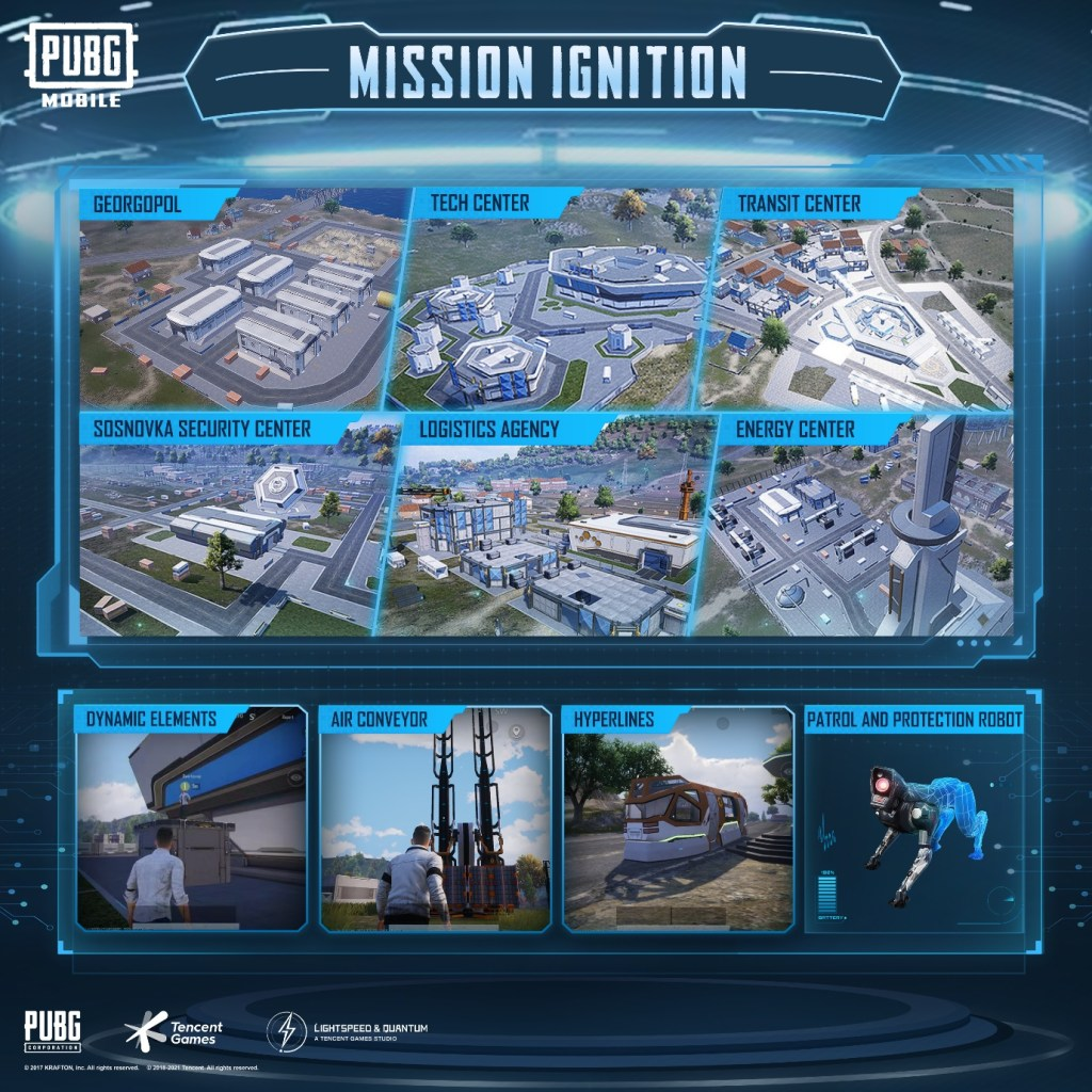 PUBG Mobile Adds Mission Ignition