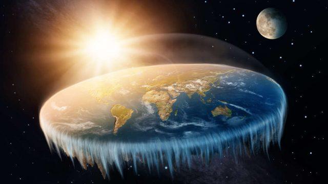 Dr Sheikh Muszaphar Sahkan Bumi Bukan Flat.