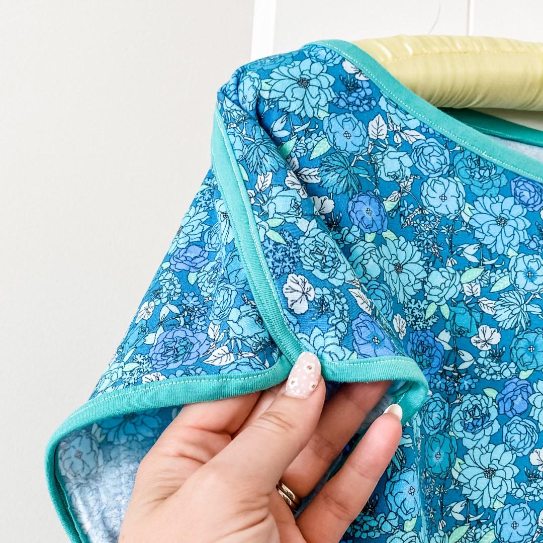 La Brea T-Shirt - Halfmoon Atelier - Oh Sew Fearless Makes