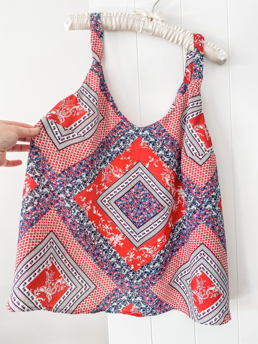 Pattern Review - Ogden Cami by True Bias