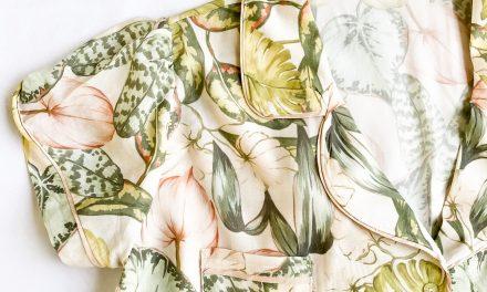 Pattern review – Carolyn Pajamas by Closet Core