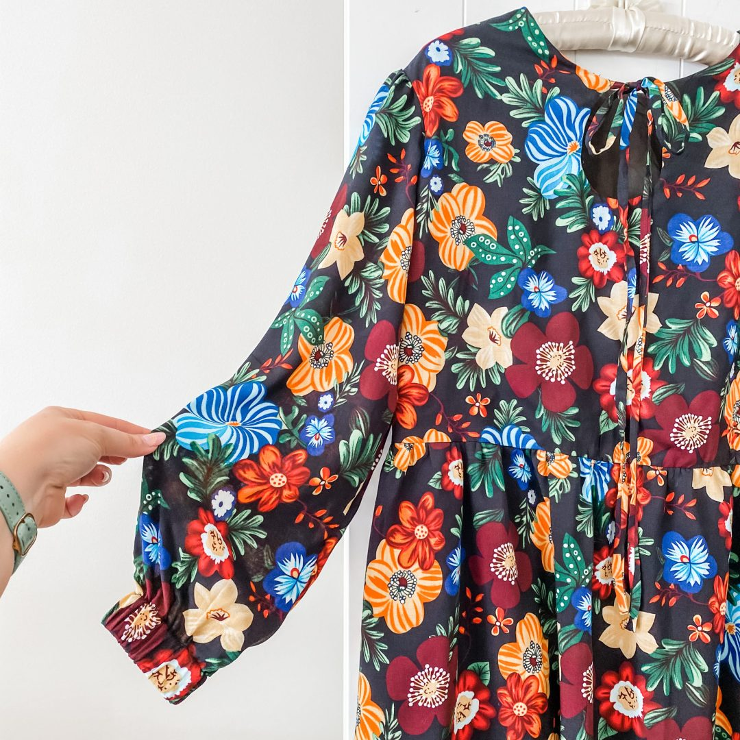 Megan Nielsen Sudley Dress - My make, by oh sew fearless
