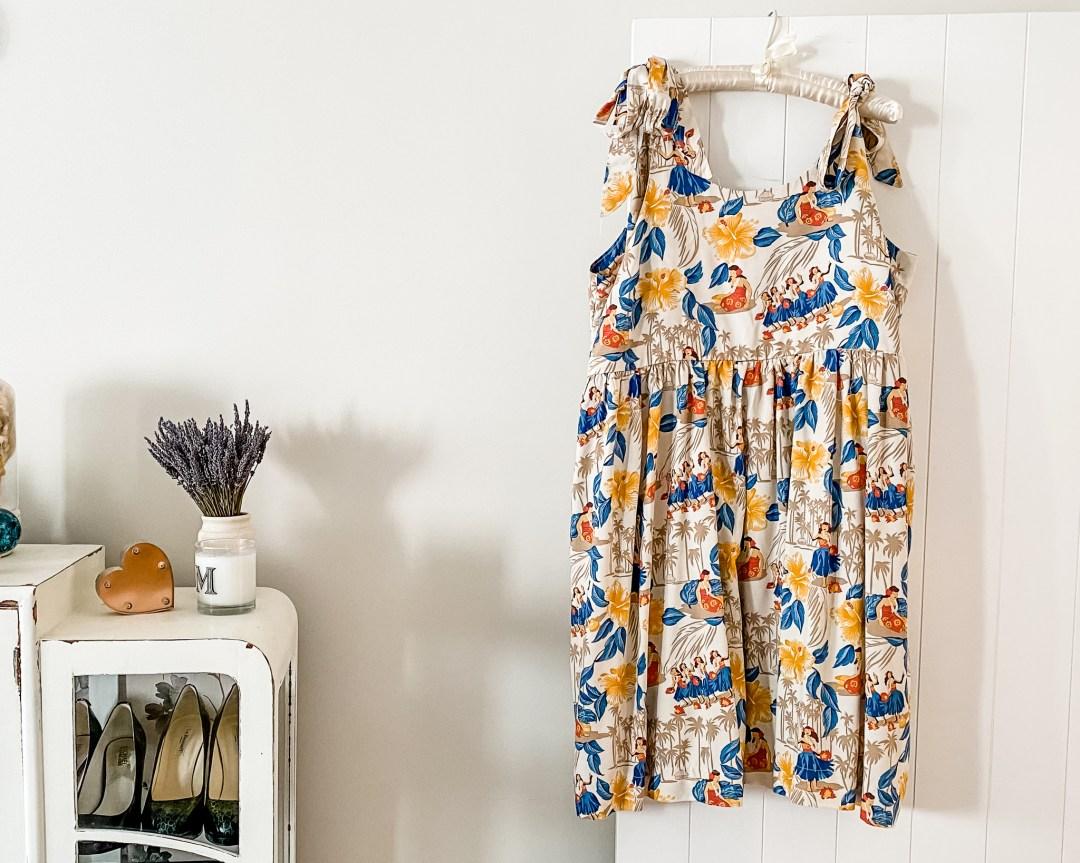 The grace dress by Marsha Style