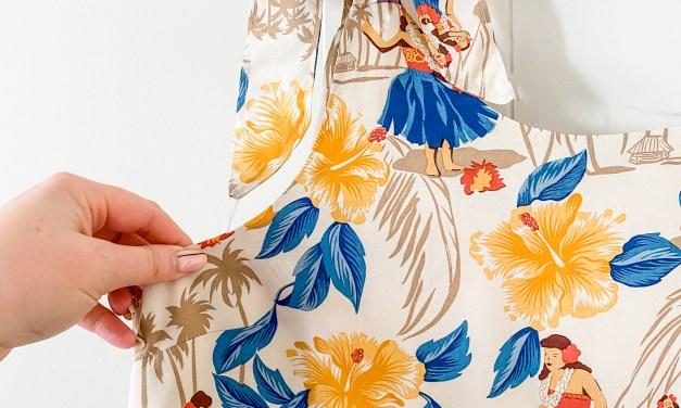 Pattern Hack | The Grace Dress by Marsha Style