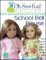 OSK School Bell Blouse Cover AG