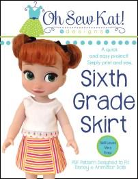 OSK Sixth Grade Skirt Animator Web Cover 2