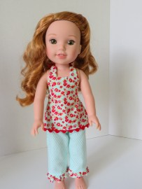 Oh Sew Kat wellie wishers american girl pattern-5