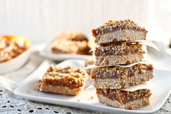IMG 3494   5 Ingredient No Bake Vegan Date Squares