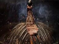 ラム肉と鉄板
