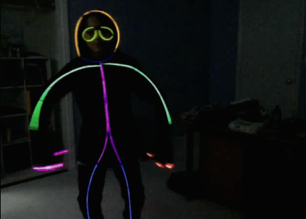 Glow Man