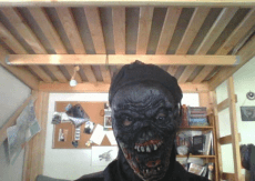 Burned Man