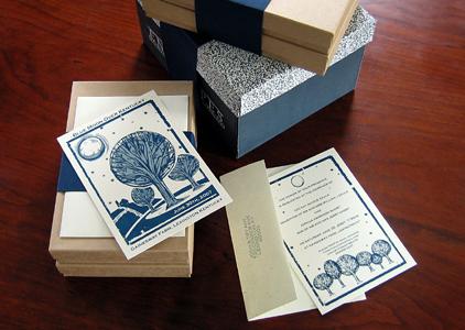 Printed Wedding Invitations Design Inspiration 5