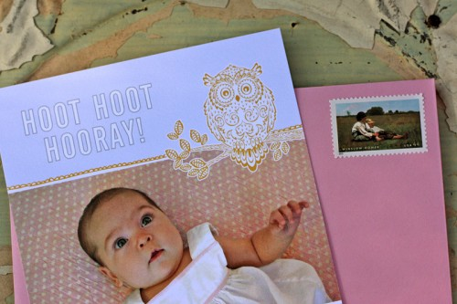 Baby-Girl-Pink-Birth-Announcements
