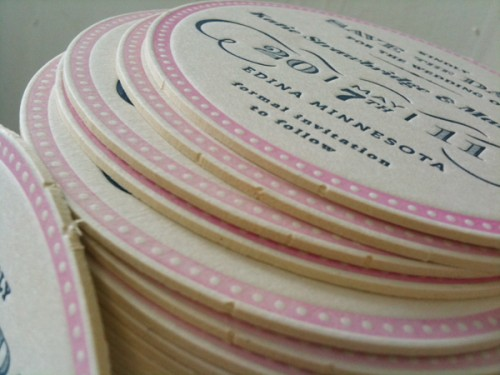letterpress-pink-green-coaster-save-the-dates