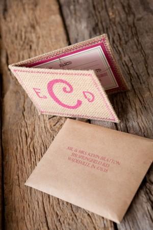 Burlap-Pink-Monogram-Wedding-Invitations