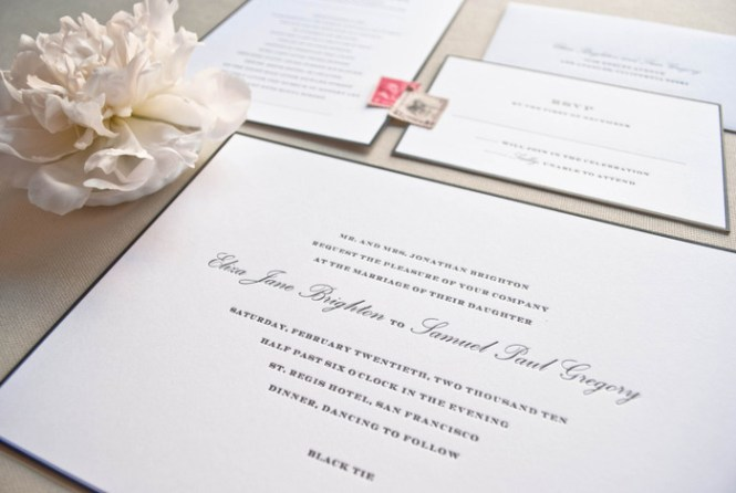8 Lovely Lace Wedding Invitations Ideas For Romantic Weddings