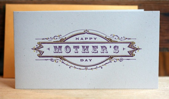 Starshaped Mothers Day Card 550x323 Mothers Day Cards, Part 3