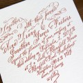 Happy birthday in cursive font the complimentary font is