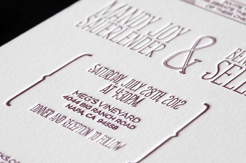 Wedding Invitations By Cristina Pandol Via Oh So Beautiful Paper 2
