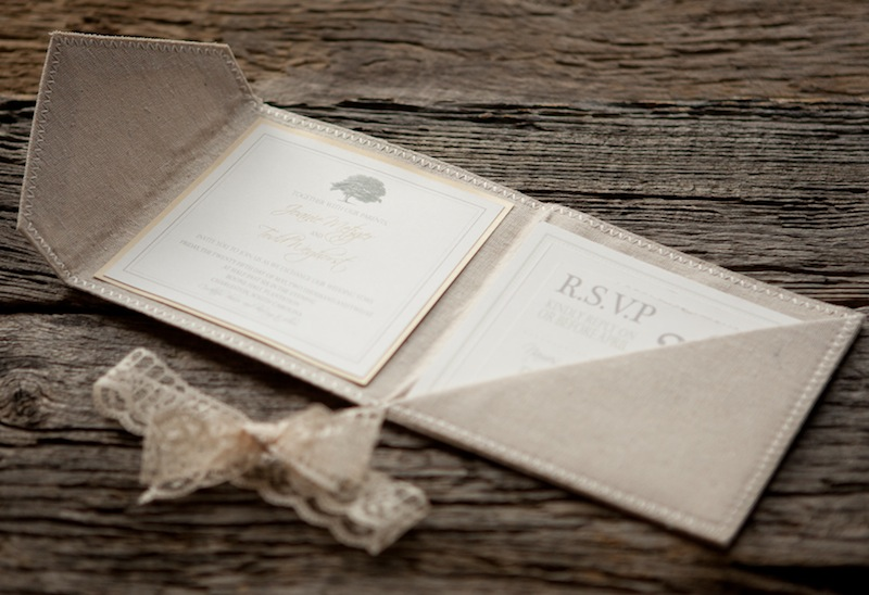 The Blue Envelope Wedding Invitations Via Oh So Beautiful Paper 1