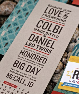 Cool Wedding Invitations Cly