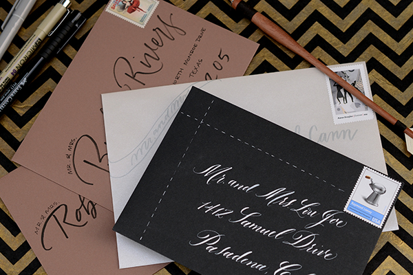 Envelope Addressing Styles