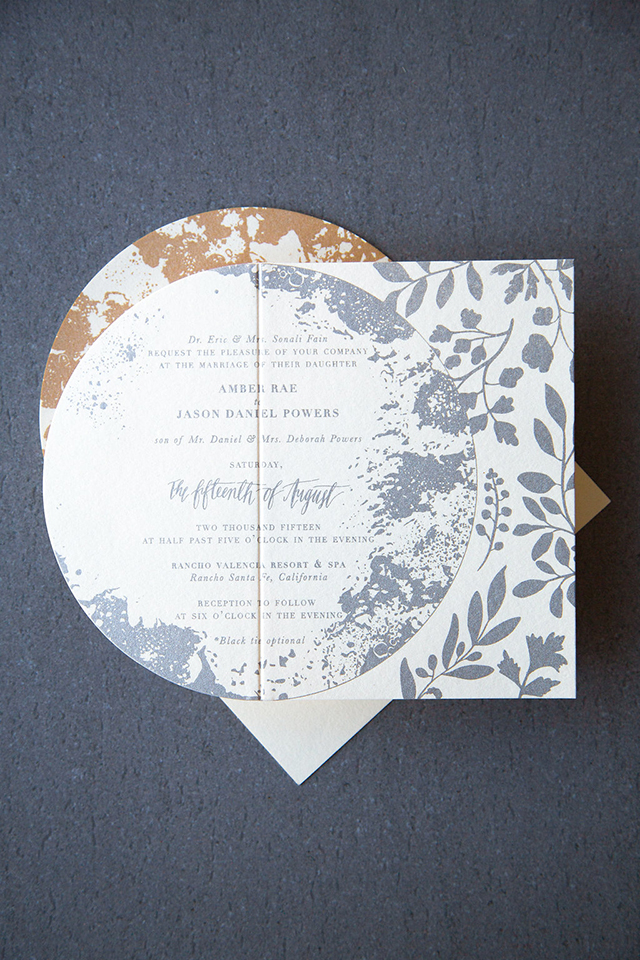 Moon And Stars Wedding Invitations By Lovely Paper Things Oh So Beautiful