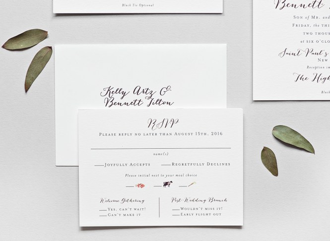 Wedding Invitation Printers New York – Custom Wedding Invitations Nyc