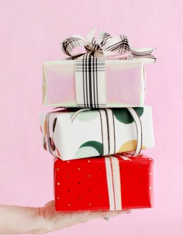 Gift wrap archives oh so beautiful paper holiday gift wrap pairings negle