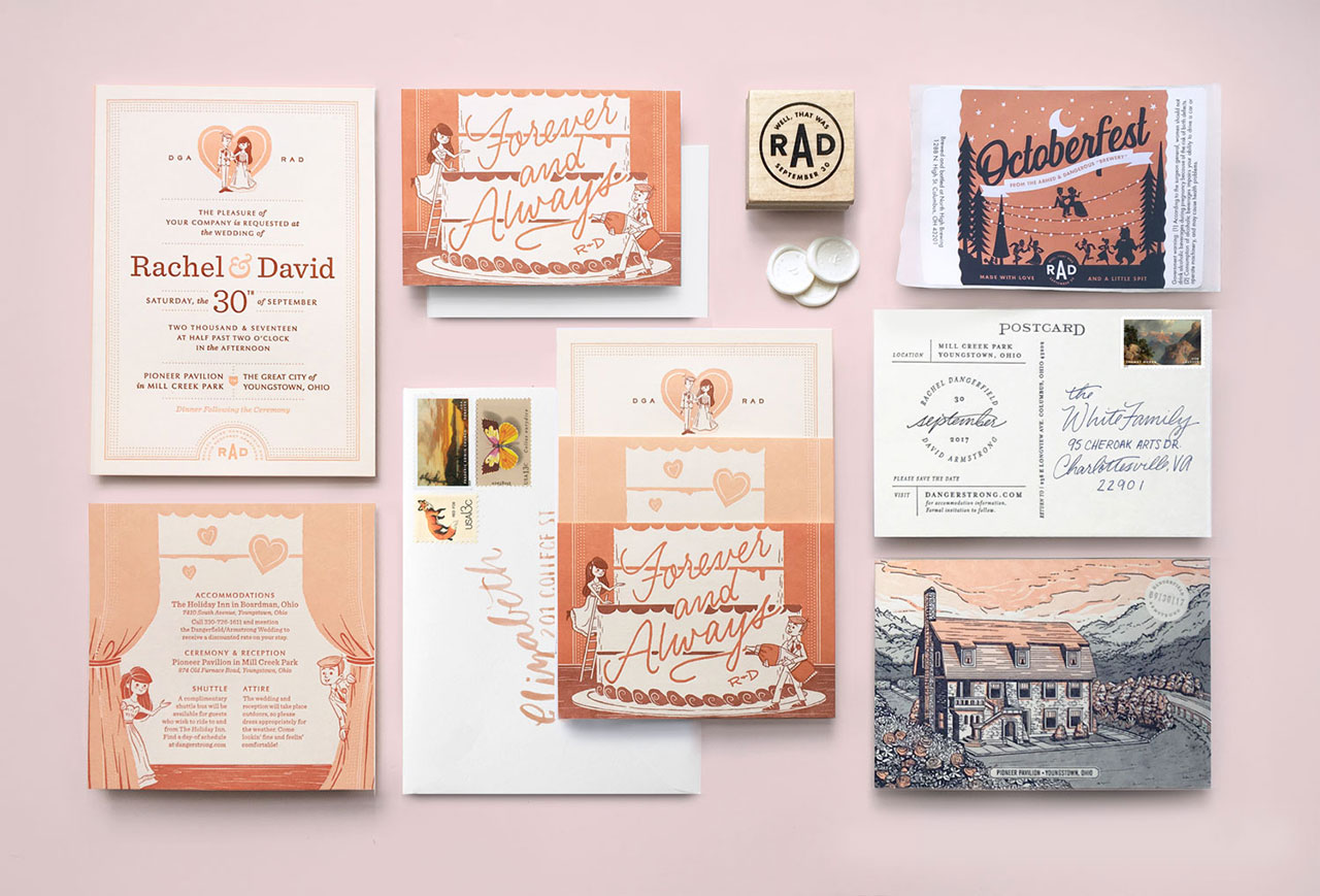 Wedding Invitation Ideas Oh So Beautiful Paper