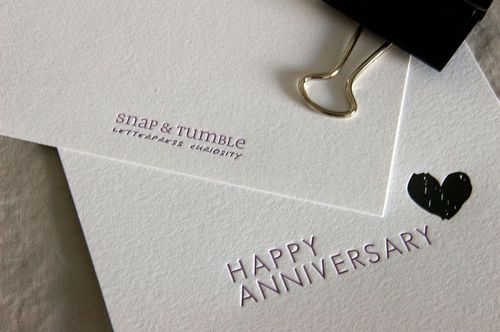 Paper Wedding Anniversary Gift Ideas For Him