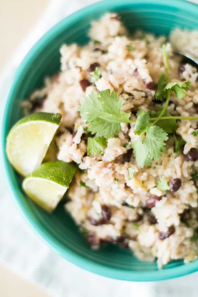 Tangy Black Beans And Rice Pressure Cooker Oh So Delicioso